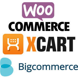 Woo Commerce, X Cart, Big Commerce